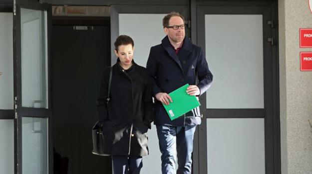 Marek i Nina postanawiają prawnie uregulować kwestię ojcostwa Złotego /www.barwyszczescia.tvp.pl/