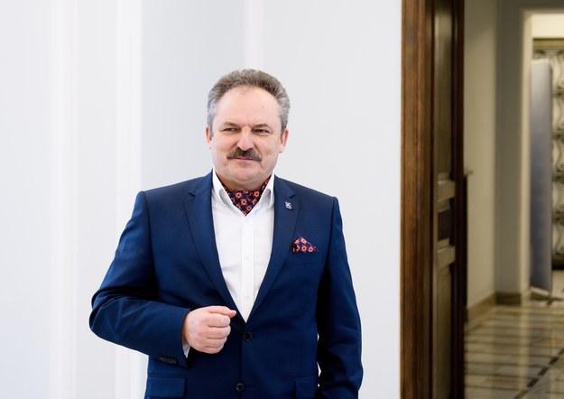 Marek Jakubiak - poseł Kukiz'15. Fot. Piotr Blawicki /Agencja SE/East News