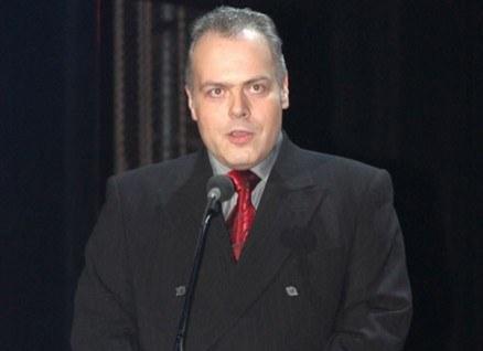 Marek Krajewski, fot. Marek Ulatowski /MWMedia