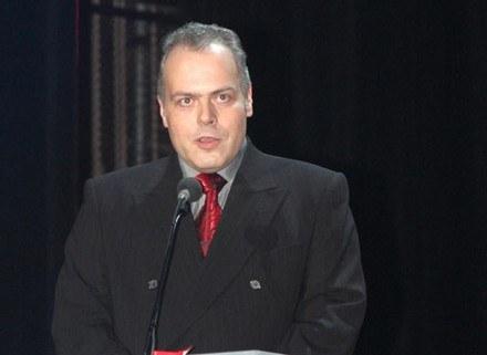 Marek Krajewski/fot. Marek Ulatowski /MWMedia