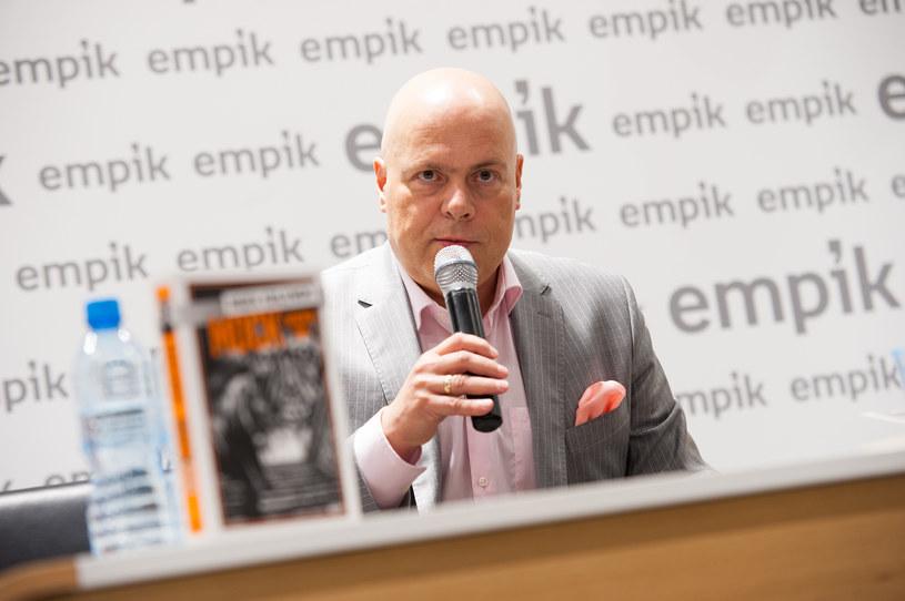 Marek Krajewski uważa, że spotkania z czytelnikami to częśc pracy pisarza /materiały prasowe