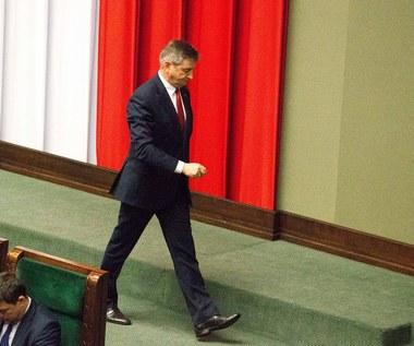 Marek Kuchciński nie będzie kozłem ofiarnym PiS