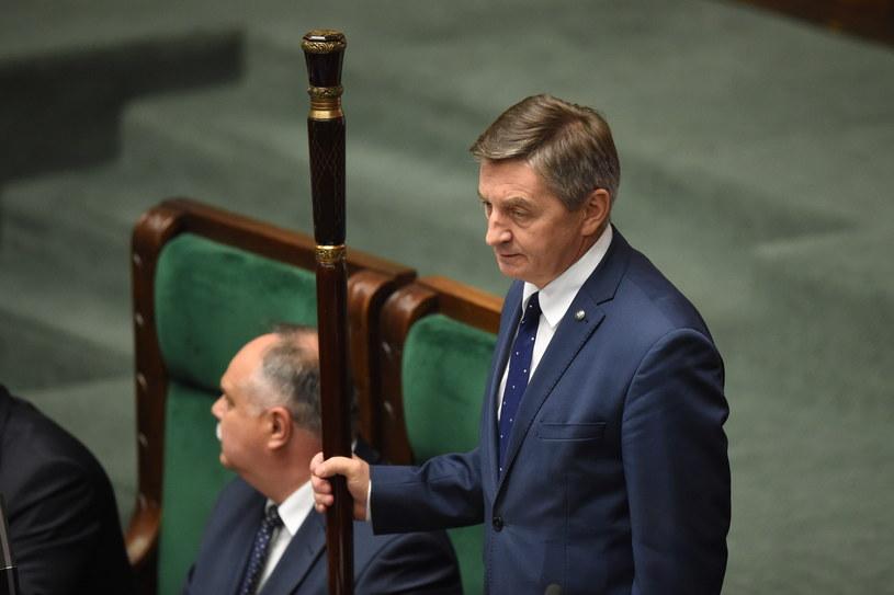 Marek Kuchciński /Radek Pietruszka /PAP