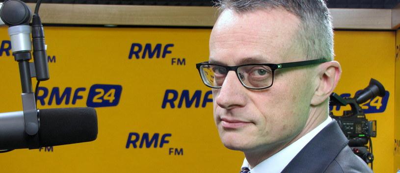 Marek Magierowski /Kamil Młodawski /RMF FM