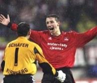 Marek Mintal ustrzelił hattricka na Frankenstadion /AFP