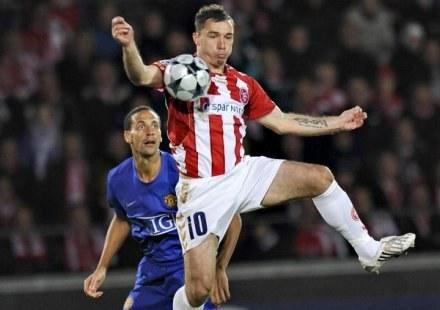 Marek Saganowski może trafić do walijskiego Swansea /AFP