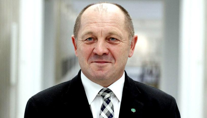 Marek Sawicki. /Krystian Dobuszyński /Reporter