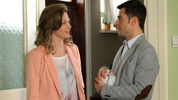 Marek w końcu powiedział Annie, że w przyszłości planuje ożenić eis z Ewą! /MTL Maxfilm