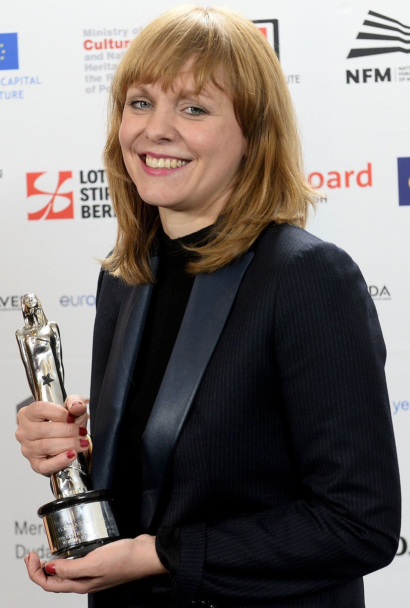 Maren Ade z Europejską Nagrodą Filmową /AFP