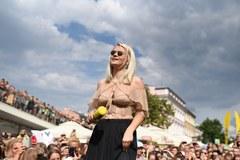 Margaret gwiazdą Słonecznego Patrolu RMF FM w Radomiu!