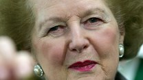 Margaret Thatcher (1925-2013). Nagrania archiwalne