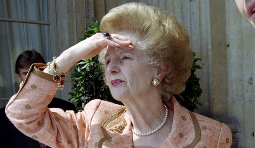 Margaret Thatcher /AFP
