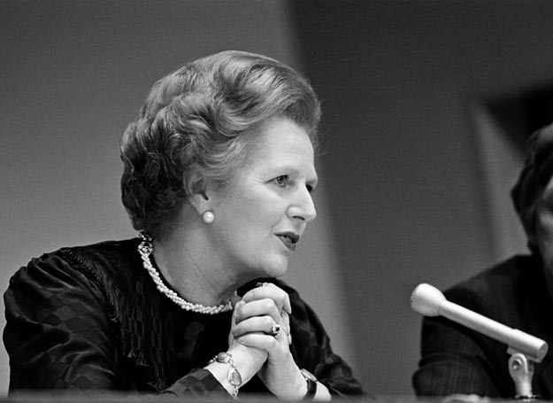 Margaret Thatcher /reporter_photoshot /East News