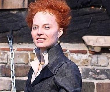Margot Robbie jako Elżbieta I Tudor