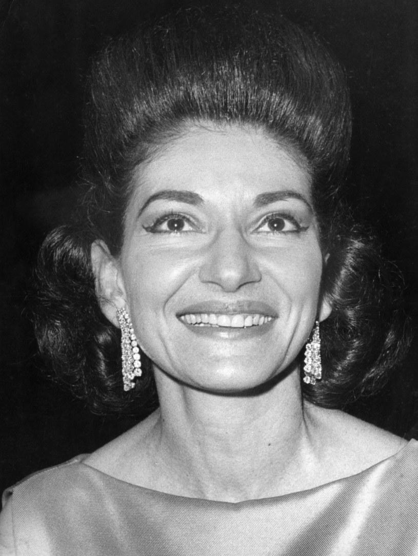 Maria Callas choć później była pięknością, jako 15-latka ważyła 90 kilogramów i miała wiele kompleksów /Keystone Archives /East News