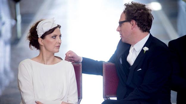 """Maria i Marek powiedzą sobie """"tak"""" /Agencja W. Impact"""