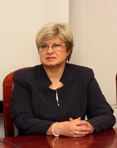 Maria Kacprzak-Rawa, rzeczniczka PIP. Fot. MARIUSZ GRZELAK /East News