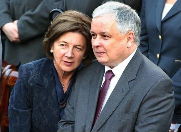 Maria Kaczyńska: W związku trzeba się przyjaźnić/ fot. B.Międzybrodzki /East News