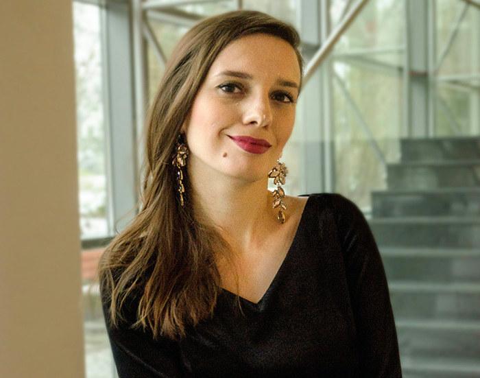 """Maria Młyńska, autorka bloga ubierajsieklasycznie.pl i książki """"Warsztaty stylu"""" /materiały prasowe"""