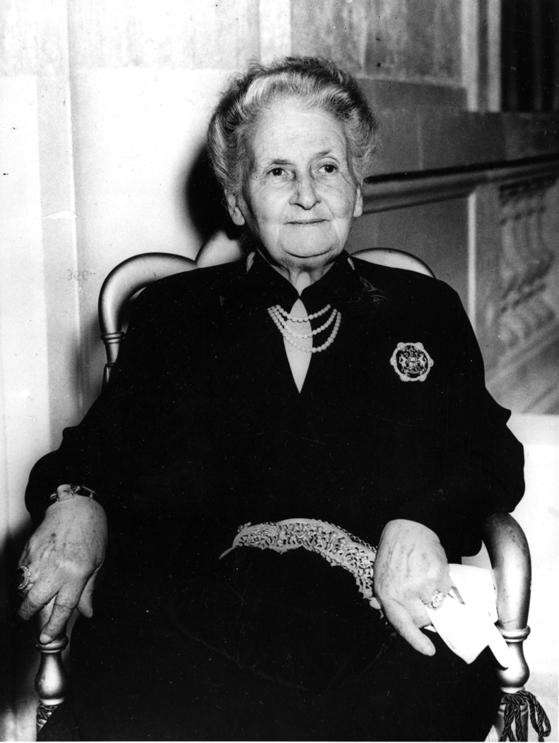 Maria Montessori /Associated Press/fotolink