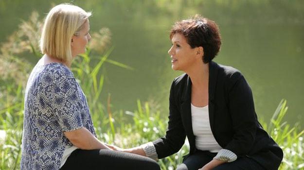 Maria namówi siostrę na randkę! /www.mjakmilosc.tvp.pl/