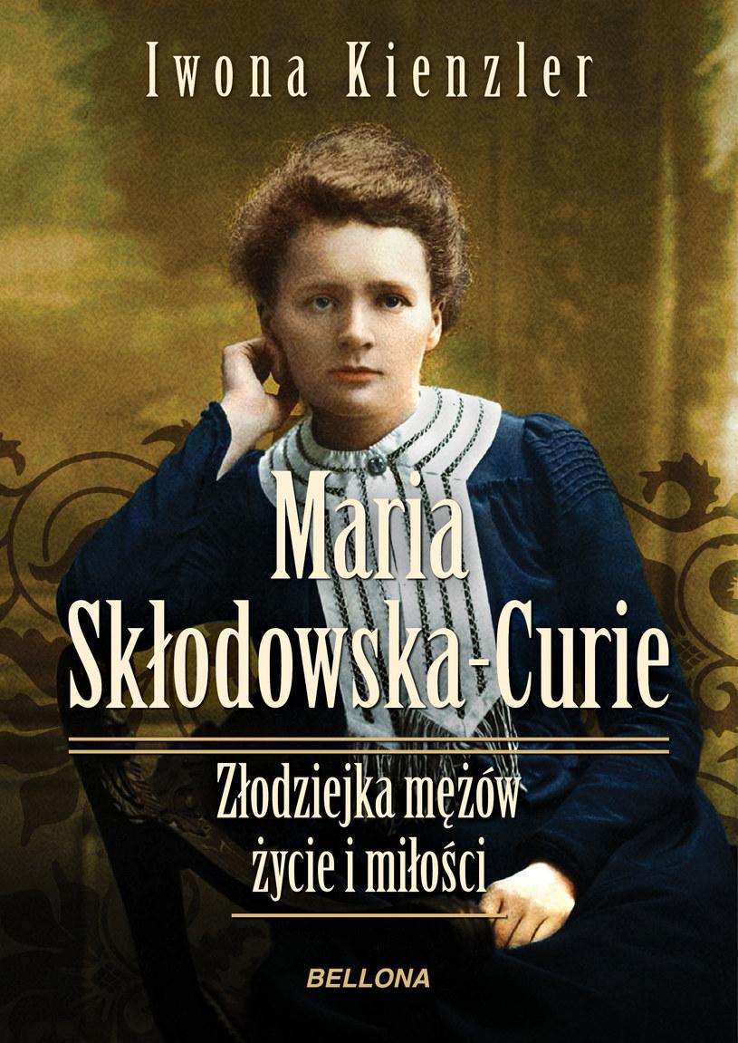 Maria Skłodowska-Curie. Złodziejka mężów – życie i miłości /Styl.pl/materiały prasowe