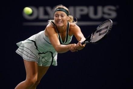 Maria Szarapowa nie może wrócić do formy sprzed kontuzji. /AFP