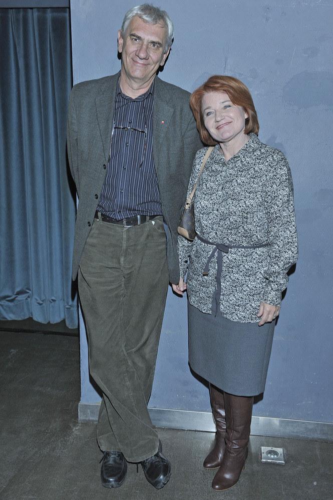 Maria Winiarska i Wiktor Zborowski są małżeństwem od 34 lat. Poznali się w warszawskiej szkole teatralnej. Obydwoje mieli wtedy po 18 lat /Michał Baranowski /AKPA