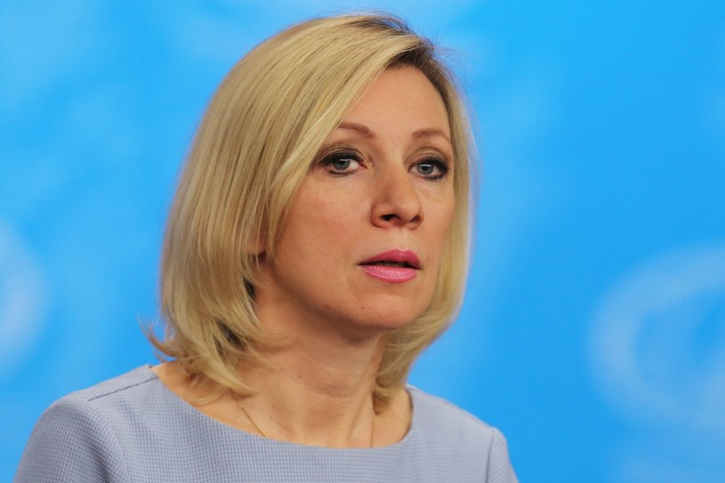 Maria Zacharowa /Vitaliy Belousov /East News