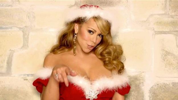 Mariah Carey nagrała jedną z najsłynniejszych piosenek świątecznych /