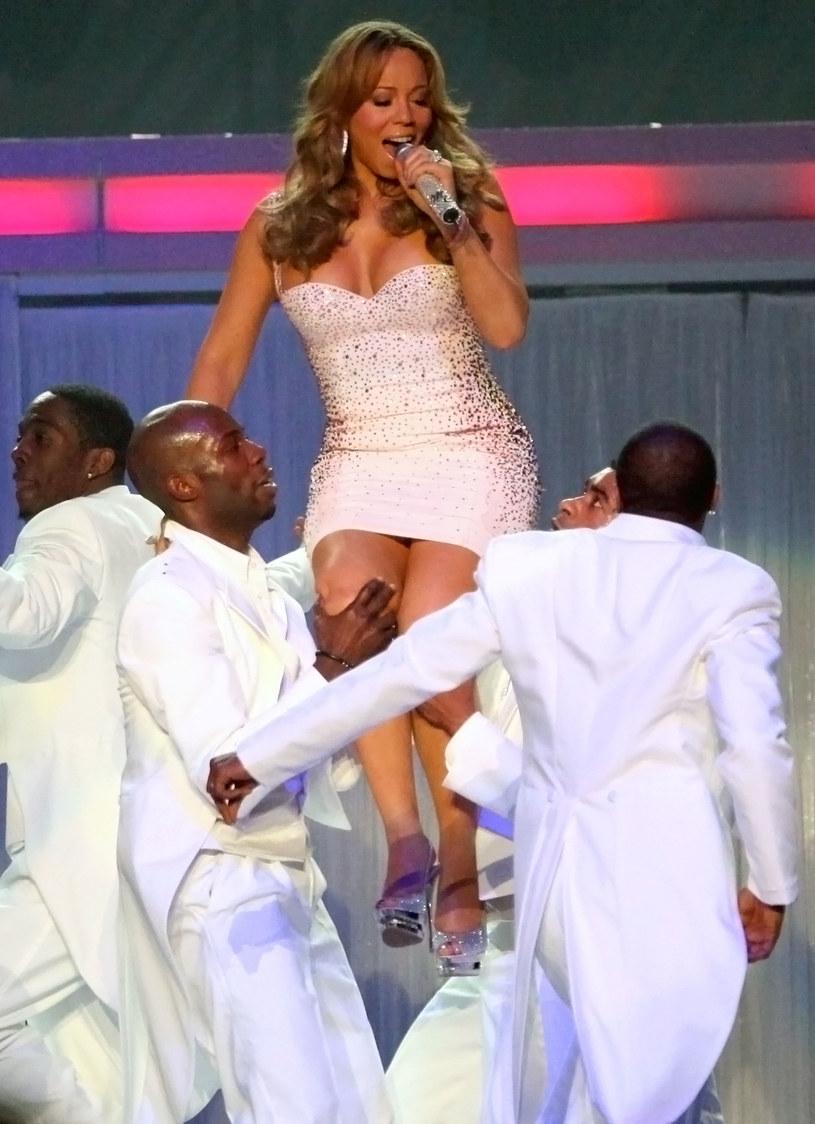 Mariah Carey nie występuje już tak często jak przed laty, ale wciąż wspomina koncert dla Kadddafiego  /Getty Images/Flash Press Media