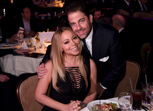 Mariah Carey /Kevin Winter /East News