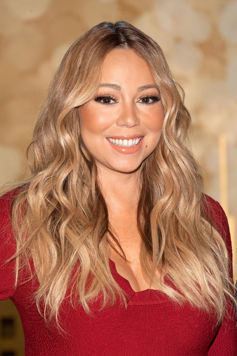Mariah Carey /Getty Images