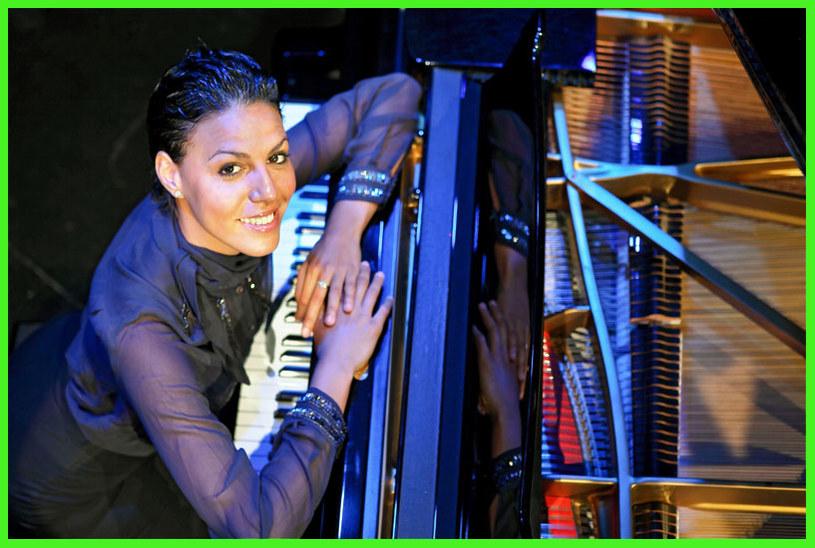 Marialy Pacheco - kubańska pianistka, która zachwyciła Leszka Możdżera /materiały prasowe