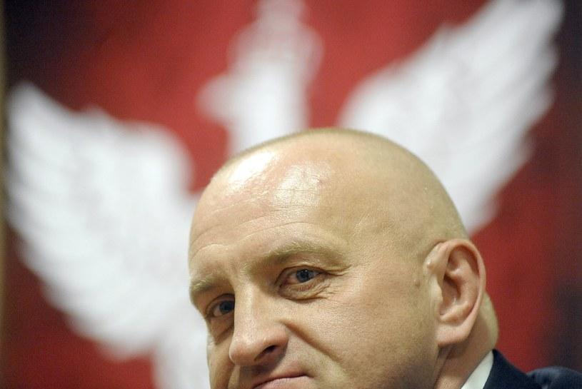 Marian Kowalski - kandydat na prezydenta RP /Wojciech Stróżyk /East News