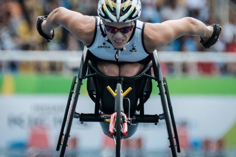 Marieke Vervoort cierpi na chorobę zwyrodnieniową /AFP