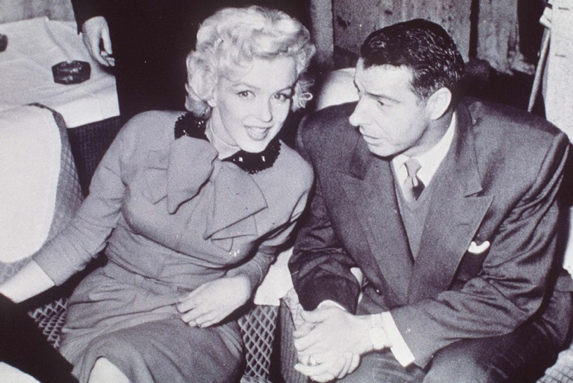 Marilyn Monroe i Joe DiMaggio /SNAP/ Rex Features /East News