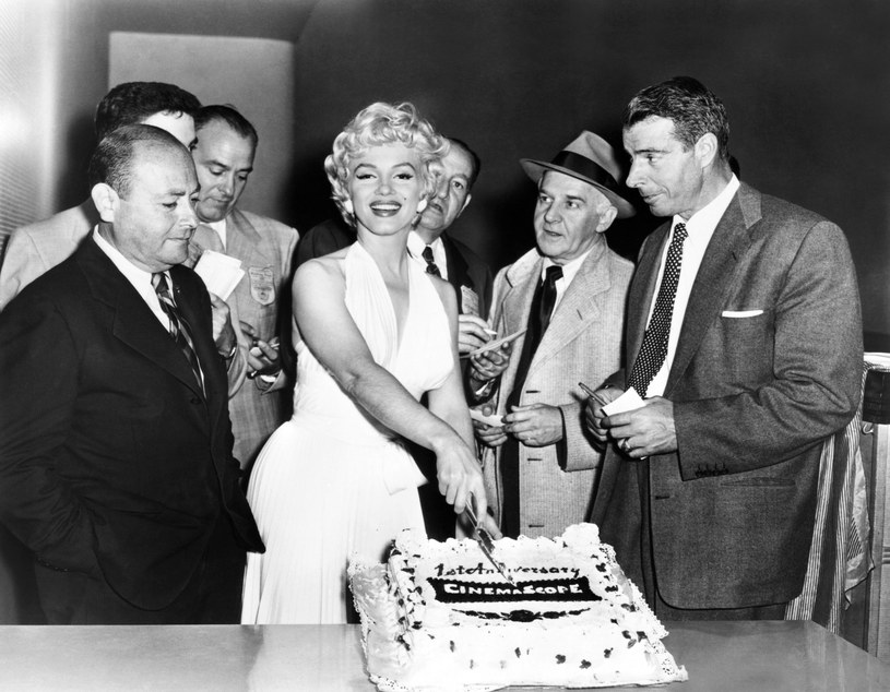 Marilyn Monroe i Joe DiMaggio /Everett Collection /East News