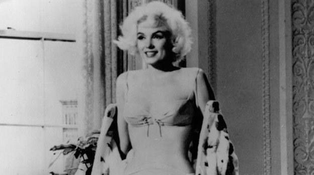 Marilyn Monroe najlepsza również w samej bieliźnie - fot. L. J. Willinger /Getty Images/Flash Press Media