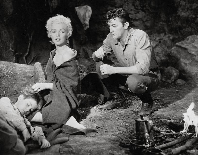 "Marilyn Monroe w filmie ""Rzeka bez powrotu"" /East News"