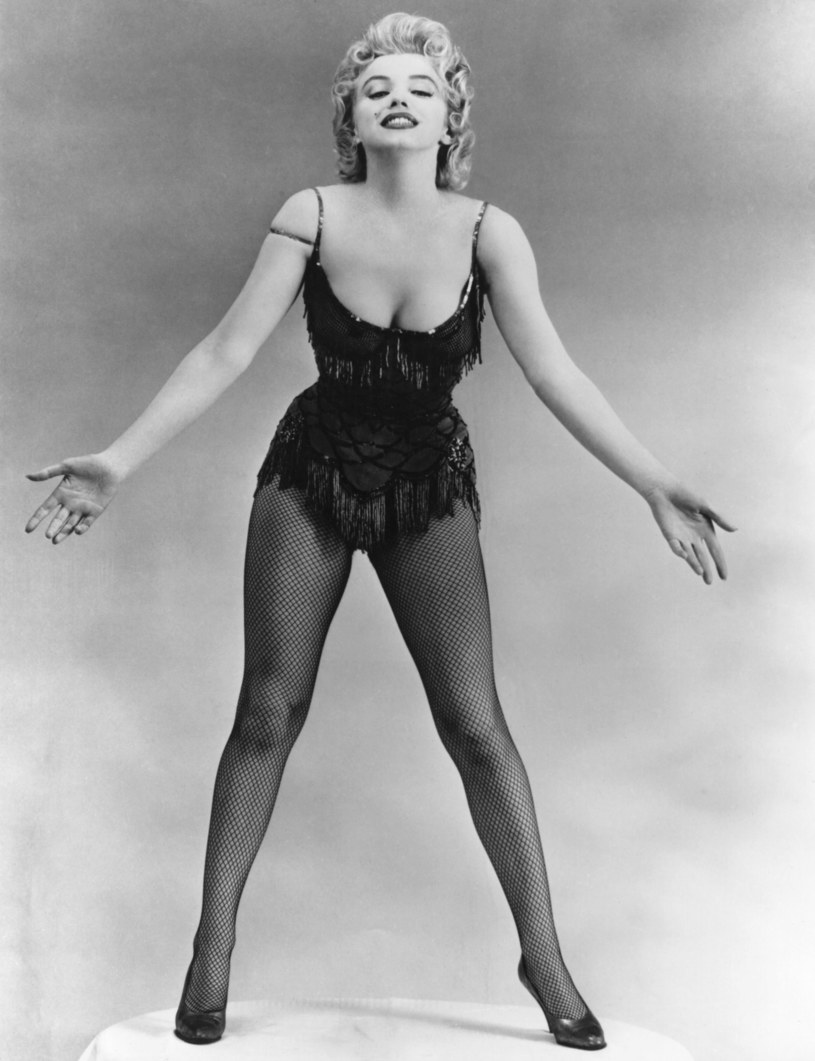 Marilyn Monroe (zdjęcie z roku 1958) /Getty Images