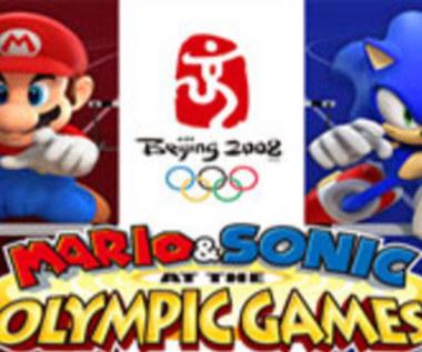 Mario i Sonic na Olimpiadzie w Pekinie