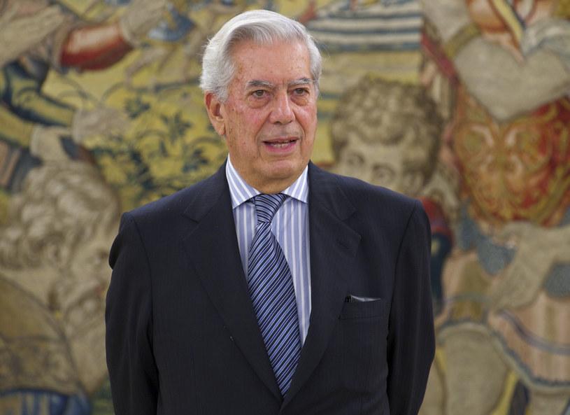 Mario Vargas Llosa /Getty Images