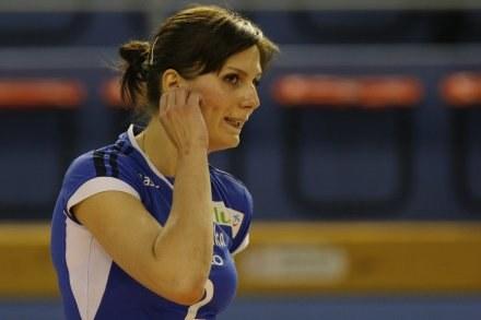 Mariola Zenik Fot. Katarzyna Plewczyńska /Agencja Przegląd Sportowy