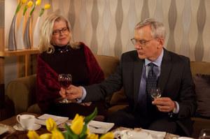 Mariolka i Julian starają się być dobrym małżeństwem /  /Agencja W. Impact