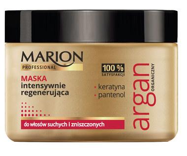 Marion - Profesjonalna pielęgnacja z organicznym olejem arganowym