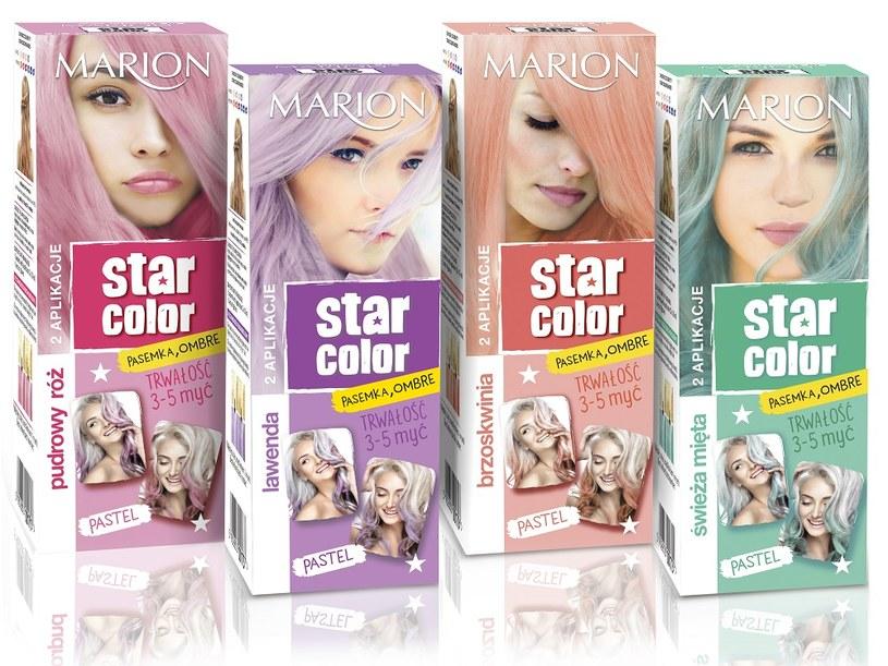 Marion star color /materiały prasowe