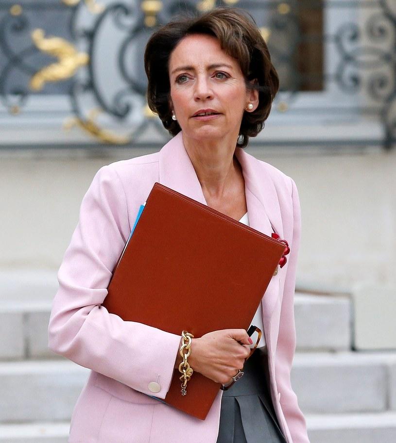 Marisol Touraine ma problemy z synem /YOAN VALAT  /PAP/EPA