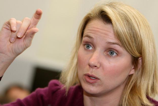 Marissa Mayer /AFP