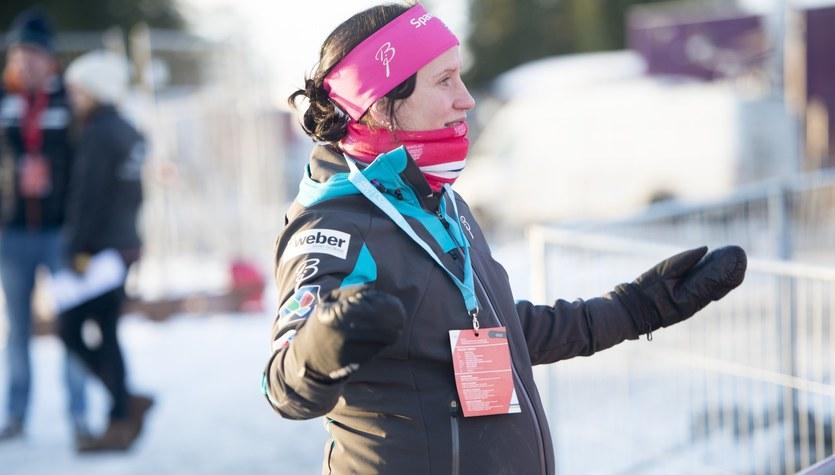 Marit Bjoergen w strachu po wpadce dopingowej Therese Johaug